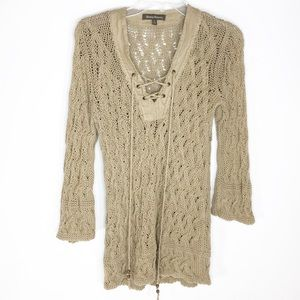 COPY - Tommy Bahama Loose Knit Cableknit Sweater …